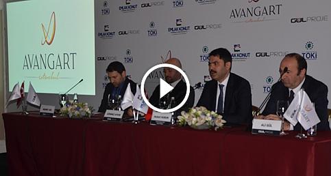 Avangart İstanbul'da fiyatlar 504 bin liradan başlıyor
